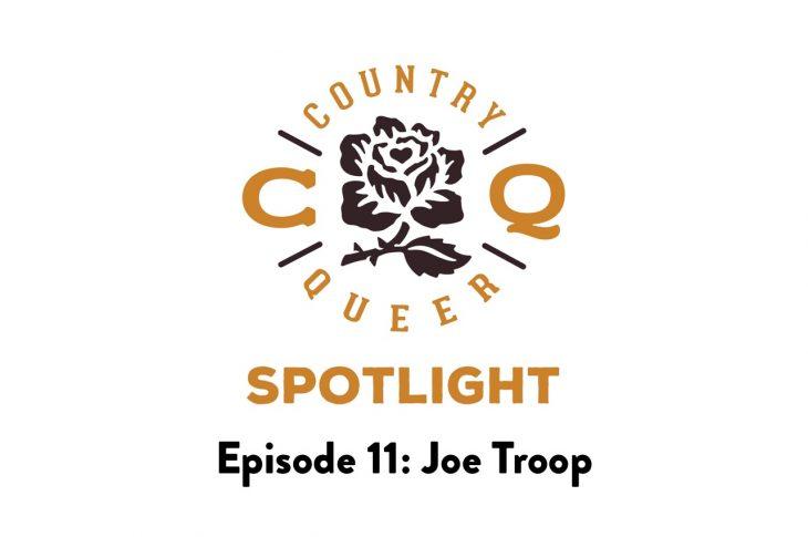 CQ Spotlight - Joe Troop